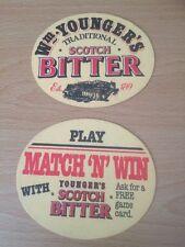 Youngers Scotch Bitter Beer Mat - Drip Ma
