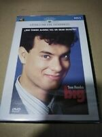 Big DVD Tom Hanks ¿ Has Held Qualche Volta Un Grande Segreta? Cinema Del Domingo