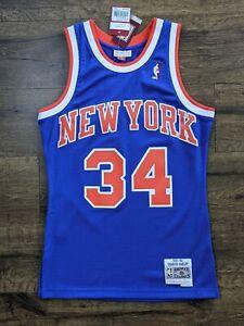 Mitchell & Ness New York Knicks Charles Oakley Jersey Brand New Size Small