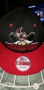 UNLV Rebels NCAA New Era 9FIFTY Unisex Adult Adjustable Retro Snapback Cap Hat