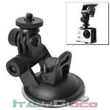 Supporto Auto Ventosa con Adattatore per Camera Gopro HD Hero 2/3/3+/4/5 SJ6000