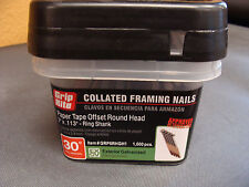 "Grip-Rite Round Head Framing Stick Nail 2x.113"" GRP6RHGH1 1000 PC"