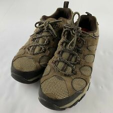 Merrell Kangaroo Men US 10 Brown Hiking Shoes Lace Outdoor Trail