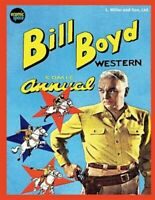 Bill Boyd Western Comic annual, Brand New, Free shipping in the US
