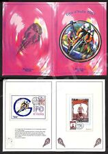 Folder P.I. - 2001 - Giro d'italia 2001