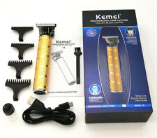 Kemei T9 Pro Li T-Outliner Barber Electric Professional Cordless Hair Trimmer