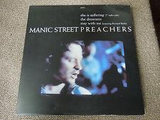 "Manic Street Preachers She Is Suffering RARE 10"" Single"