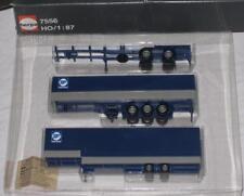 Herpa SZ di raffreddamento-kofferauflieger di raffreddamento-K SZ SFT Phil Collins 121866