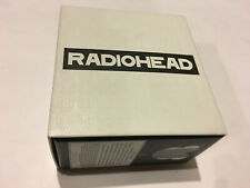 RADIOHEAD CD ALBUM BOX SET LOT AUTHENTIC ORIGINAL KID A AMNESIAC THOM YORK BENDS