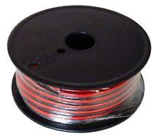 Powerwerx Red/Black Zip Cord (Gauge: 14 Length: 25 ft.)