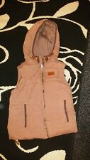 french connection boys hooded bodywarmer size 6-7 yrs