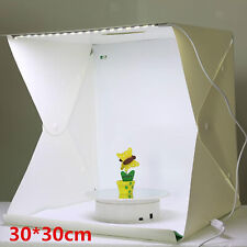 Photo Studio Tent Jewelry Light Box Kit Portable Foldable Photography Studio