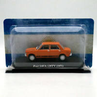 IXO Altaya 1/43 Fiat IAVA 128TV 1971 Diecast Models Limited Edition Collection
