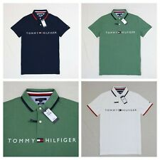 Tommy Hilfiger Men pique Slim fit Polo shirt size M,L ,XL,XXL, XXXL new with tag