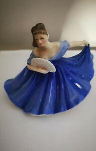 Vintage Royal Doulton Lady Figurine 'Elaine'- HN 3214