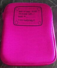 Marc by Marc Jacobs Trompe Croc Pink Standard Supply Tablet iPad Sleeve Case