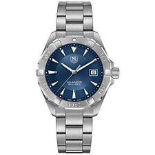 TAG Heuer Quarz - (Batterie) Armbanduhren aus Edelstahl für Herren