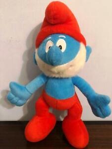 Puffi- GRANDE PUFFO -peluche - Schleich - Smurf - Peyo