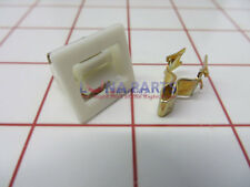 Ge Hotpoint Dryer Door Catch Strike Latch Kit We01X10184 We01X10188