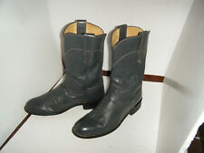 JUSTIN Roper  Boots Size 6.5 C  Women's