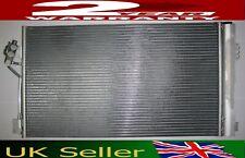 HELLA AC Condenser Fits MERCEDES Viano Vito Mixto W639 6398350270