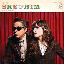 Very She Him Christmas DLCD 0673855042411 Vinyl Album P H