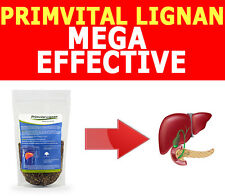 Primvital Lignan - 100% Natural Liver Protection & Support, Fresh Herbs