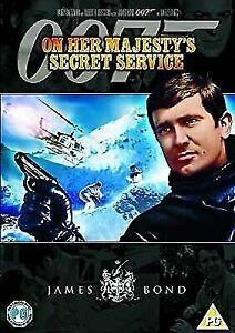 007 - On Her Majesty's Secret Service DVD (PAL, 2007, 2 Disc Set) Free Post