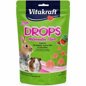 LM Vitakraft Star Drops Treat for Rabbits, Guinea Pigs & Chinchillas