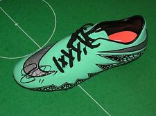 Celtic Treble Winning Invincibles Scott Sinclair Signed Brand New Football Boot
