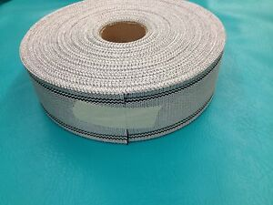 """10 Yards Synthetic Upholstery Webbing  3 1/2"""" Wide Furniture Seat Chair Jute"""