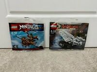 Lego Ninjago Polybag Bundle 30421 30427 NEW Sealed Stocking Filler