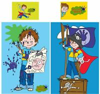 Official Horrid Henry Single Panel Duvet Cover Bedding Polycotton Set Gift