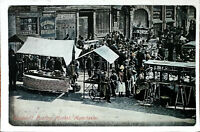 Shade Hill Poultry Market, Manchester Vintage Panel Card