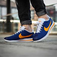 NIKE CORTEZ ULTRA exécutant formateurs chaussures Casual Gym UK 9.5 (EUR 44,5) bleu Royal