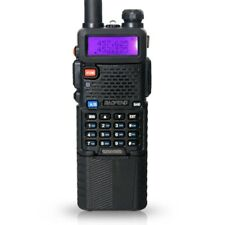 BaoFeng UV-5R UHF/VHF Two Way Radio FM 3800mah Battery Walkies Talkie CA Stock