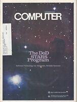 NOV 1983 COMPUTER vintage computing magazine