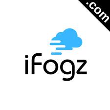 IFOGZ.com 5 Letter Catchy Brandable Premium Domain Name for Sale Godaddy