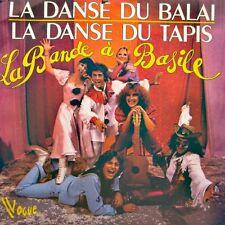 ++LA BANDE À BASILE la danse du balai/la danse du tapis SP 1980 VOGUE EX++