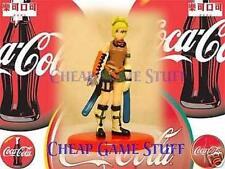 Final Fantasy X Coca Cola Action Figure Game Toy ~ Rikku 6 Painted New!