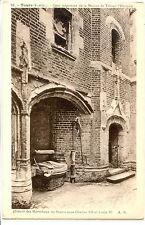 CP 37 INDRE-ET-LOIRE - Tours - Cour intérieure de la Maison de Tristan l'Hermite