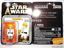 RaRe~ Medicom STAR WARS LUKE SKYWALKER KUBRICK BLISTER CARDED version Figure