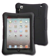 Shockproof Silicone Kid Case for iPad mini 1, 2, & 3, 7.9 inch (Black)