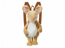 """New Gruffalo Mouse Backpack 16"""" aurora large soft plush Julia Donaldson (k27/8)"""