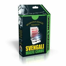 Marvin's Magic Svengali Cards - for Young Magicians Learning Card Tricks
