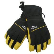 KOMBI Sanctum Men's Glove / Black-Buckwheat / Gore-Tex / MEDIUM / $89