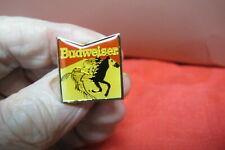 Vintage Budweiser  Horse Racing Pin