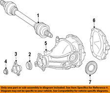 MERCEDES OEM 07-15 E350 Rear-Axle Seals 0259972647