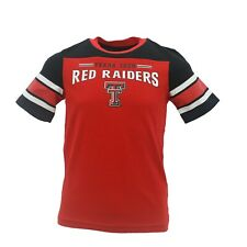 Texas Tech Red Raiders Official NCAA Apparel Youth Kids Size T-Shirt New Tags