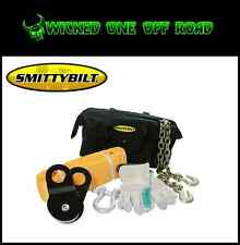 Smittybilt 2726 Vehicle Recovery & Winch Accessory Kit